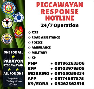 response hotline banner